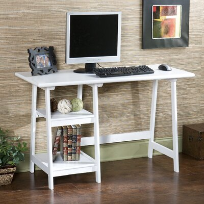 Bristol Writing Desk Finish: White