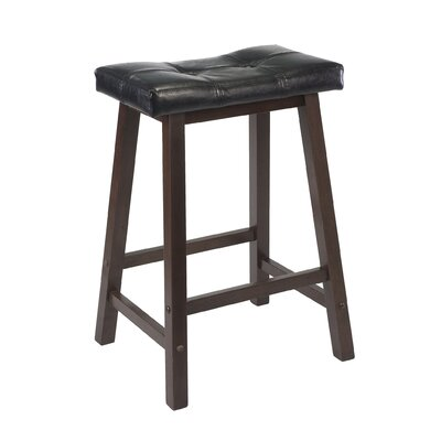Dufton 24 Saddle Seat Bar Stool