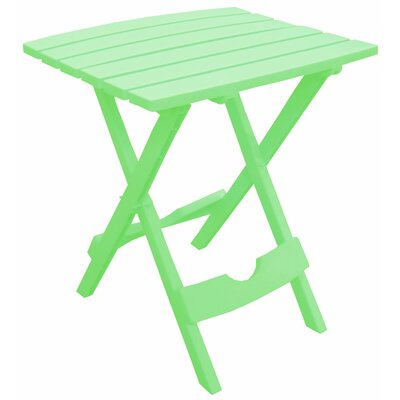 Quebec Side Table Finish: Summer Green