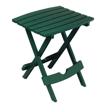 Quebec Side Table Finish: Hunter Green