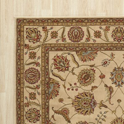 Meriwether Beige/Brown Area Rug