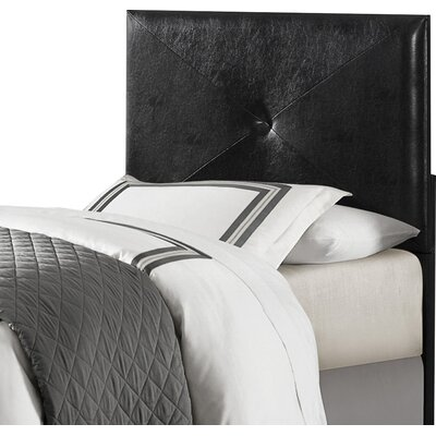 Fleming Upholstered Panel Headboard Size: Twin