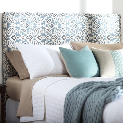 Gunner Upholstered Panel Headboard Size: Full / Queen