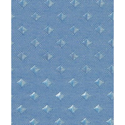Dexter Shower Curtain Color: Blue