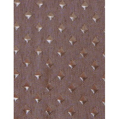 Dexter Shower Curtain Color: Brown
