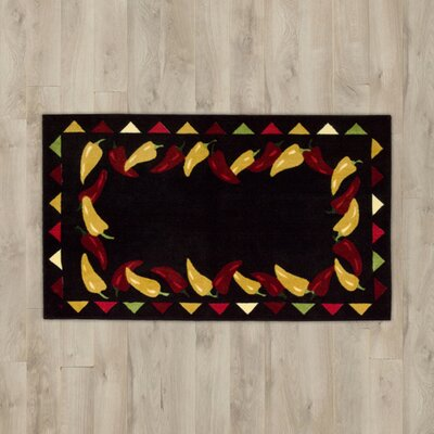 Greenmeadow Black Peppers Area Rug