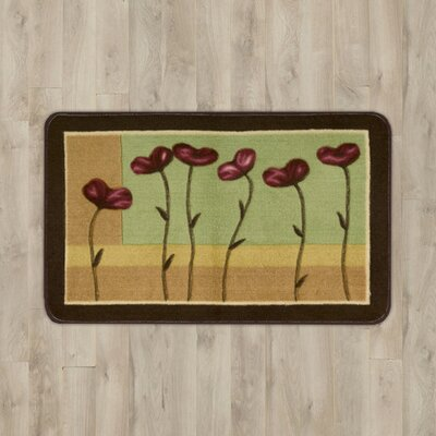 Greenmeadow Floral Area Rug