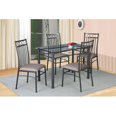 Temperance 5 Piece Dining Set