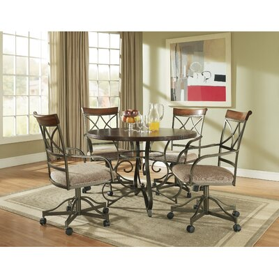 Keach 5 Piece Dining Set