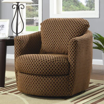 Messina Diamond Barrel Chair