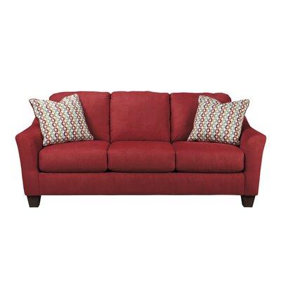 Emmons Sleeper Sofa Upholstery: Spice