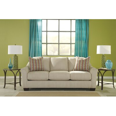 Emmons Sofa Upholstery: Stone