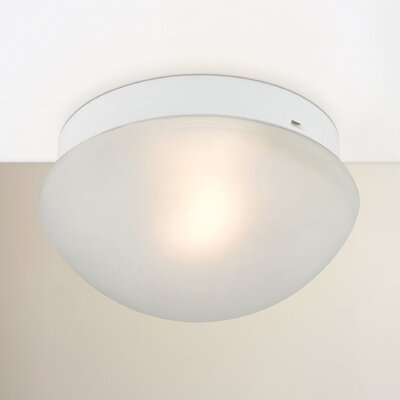 Shipman 1-Light Flush Mount