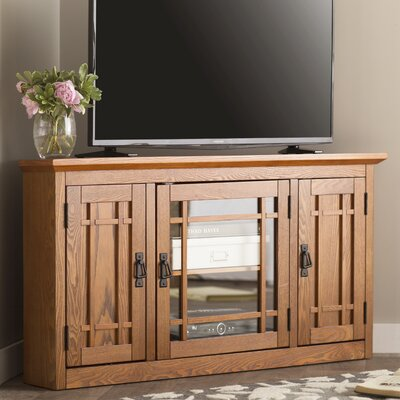 Pansy TV Stand Color: Oak