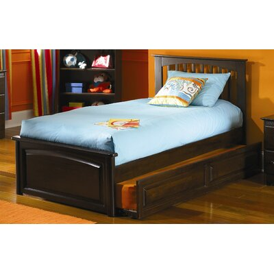 Arkwright Platform Bed Size: Twin