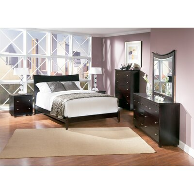 Kestner Storage Platform Bed Size: Queen