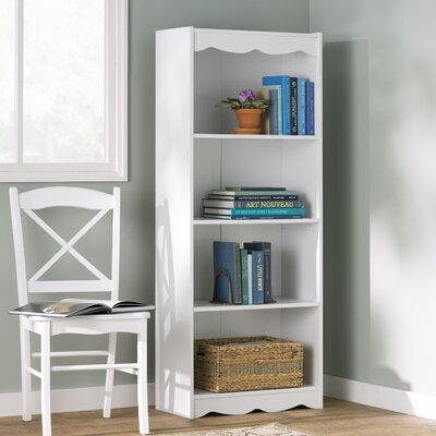 60 Standard Bookcase Finish: White