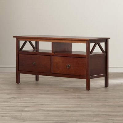 Soule 44 TV Stand Color: Antique Tobacco