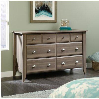 Revere 6 Drawer Dresser