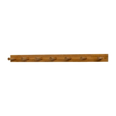 Buchanan 7 Peg Coat Rack