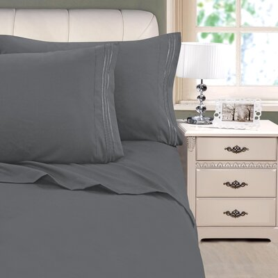 Wyatt Triple Marrow Sheet Set