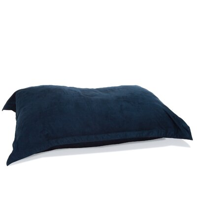 Wilbur Bean Bag Lounger Color: Navy