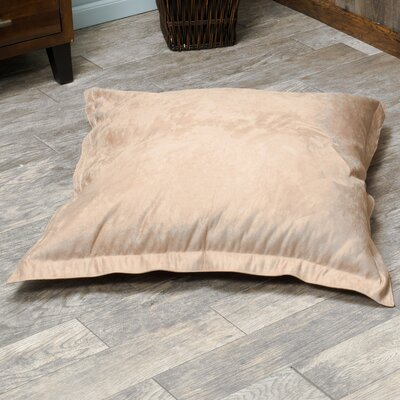 Wilbur Bean Bag Lounger Color: Tuscany Tan