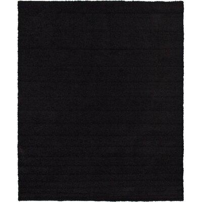 Lilah Black Area Rug Rug Size: 12 x 15