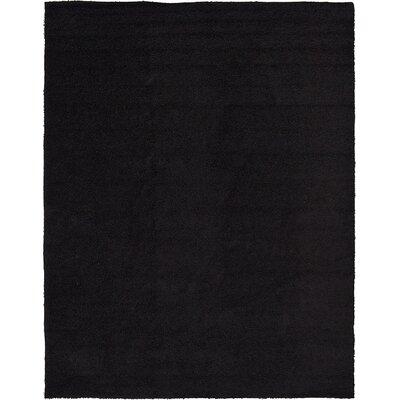 Lilah Black Area Rug Rug Size: 10' x 13'