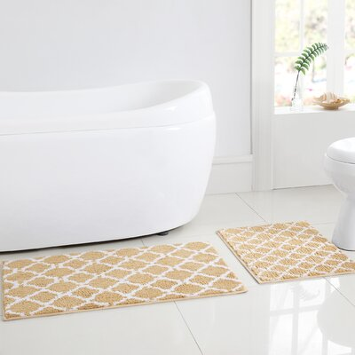 Shaw 2 Piece Bath Rug Set