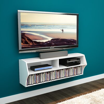 Reuben Wall Mounted Audio Rack