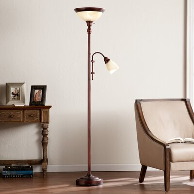 Patrick 71.25 Torchiere Floor Lamp