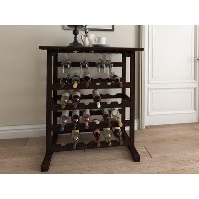 Eliza 24 Bottle Floor Wine Rack ANDO1475 26637151