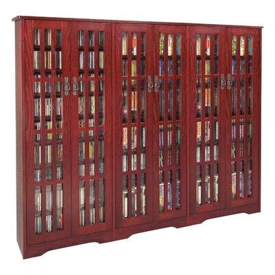 Jones Multimedia Cabinet Finish: Dark Cherry ANDO3835 30317000