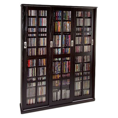Jones Standing Multimedia Cabinet Finish: Espresso