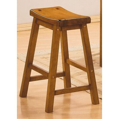 Bates 29 Wood Bar Stool (Set of 2)