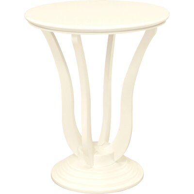 Richardson End Table Finish: White