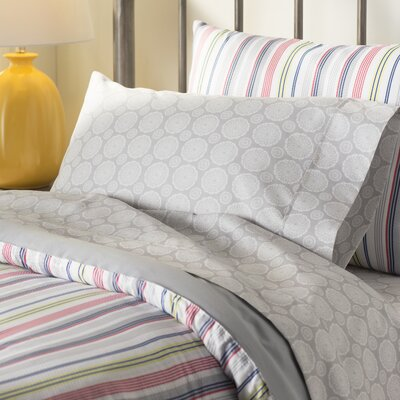Addie 3 Piece Sheet Set Size: Twin XL