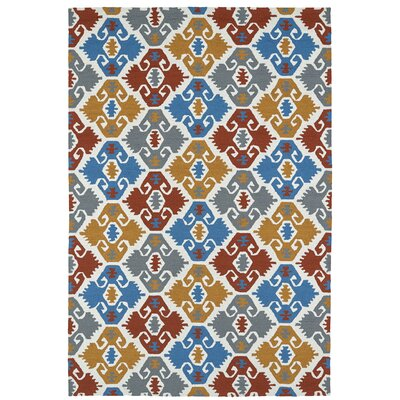 Cavour Handmade Multi Indoor / Outdoor Area Rug Rug Size: 10 x 14