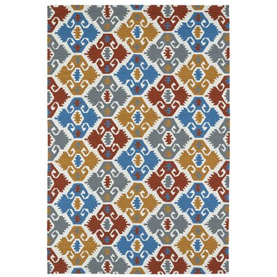Cavour Handmade Multi Indoor / Outdoor Area Rug Rug Size: 2 x 3