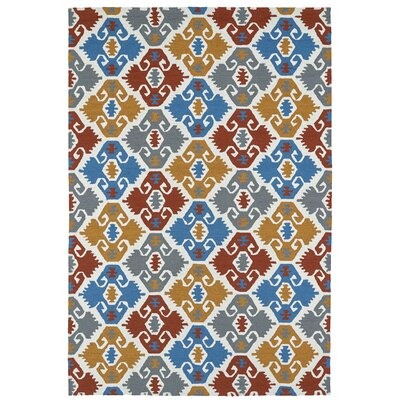 Cavour Handmade Multi Indoor / Outdoor Area Rug Rug Size: Rectangle 8 x 10