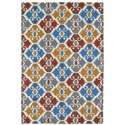 Cavour Handmade Multi Indoor / Outdoor Area Rug Rug Size: 9 x 12