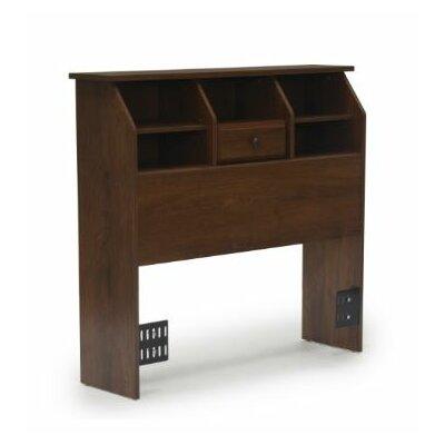 Revere Bookcase Headboard Size: Twin, Finish: Oiled Oak
