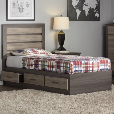 Lawson Twin Captain Footboard with Drawers