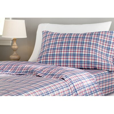 Elisa 3 Piece Sheet Set Size: Full