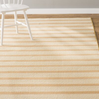 Carson Orange Indoor/Outdoor Area Rug Rug Size: Rectangle 33 x 53