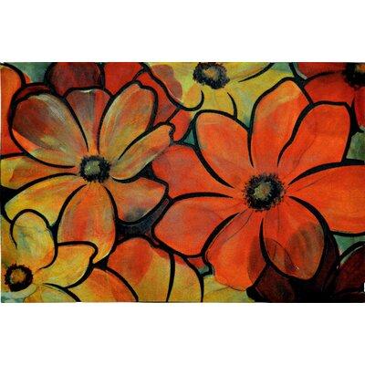Orrin Blossom Outdoor Doormat