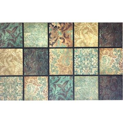 Orrin Tiles Outdoor Doormat