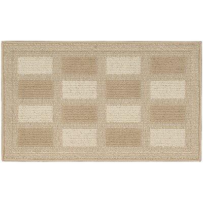 Seema Light Brown Area Rug Rug Size: 18 x 210