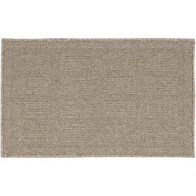 Susanna Taupe Area Rug Rug Size: 18 x 210
